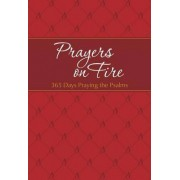Prayers on Fire: 365 Days Praying the Psalms by Brian Simmons