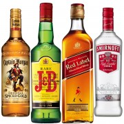 Party Starters 4 x 0.7L