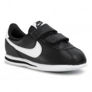 Обувки NIKE - Cortez Basic Sl (PSV) 904767 001 Black/White