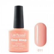 Oja semipermanenta OneStep Lila Rossa Professional 7.3ml OLROS011