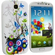 Силиконов калъф с картинки за Samsung i9500/i9505 Galaxy S4 004