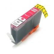 HP 655 magenta - kompatibilná náplň do tlačiarne HP