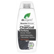 Dr. Organic Activated Charcoal Body Wash - 250 ml