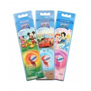 Procter & Gamble Srl Oral B Testine Di Ricambio Stages Power Kids 3 Ricambi