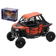 Newray 146.870,4 cm polaris rzr xp1000 eps madness orange model dune buggy