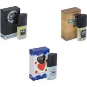 Skyedventures Set of 3 Kabra Black-The Boss-Younge Heart Blue Perfume