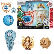 Transformers Robots In Disguise Mini-Con Set 4 Figurine