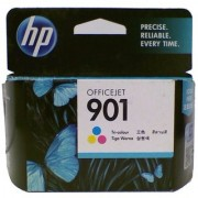 HP OfficeJet 901 Ink Cartridge - Tri-Color (CC656AA)