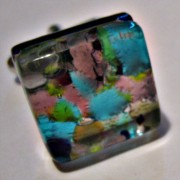 Elite Jewelry Murano Pendants or Cuff Links 035