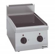 Bartscher Keramisch kooktoestel 600, 2 ZO, TA