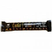 Egészségmarket – ChoGo étcsokoládé narancsízű krémmel 40g