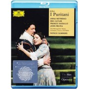 Video Delta Vincenzo Bellini - I puritani - Blu-Ray