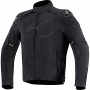 alpinestars Motorradschutzjacke, Motorradjacke Alpinestars Enforce Drystar® Herrenjacke schwarz L schwarz