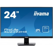 "Monitor IPS, IIYAMA 23.8"", ProLite XU2493HS-B1, 4ms, 5Mln:1, HDMI/DP, Speakers, FullHD"