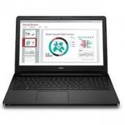 Лаптоп Dell Vostro 3568, Intel Core i3-6006U (2.00GHz, 3MB), 15.6 инча HD (1366x768) Anti-Glare, HD Cam, 8GB 2400MHz DDR4, 256GB SSD, DVD+/-RW, N071VN