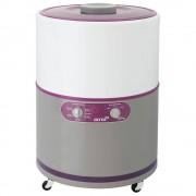 Acros lavadora redonda acros alf2253eg 22kg gris con blanco