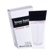 Bruno Banani Pure Man eau de toilette 50 ml uomo