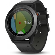 Garmin Approach S60 Premium edition (crni kožni remen) 010-01702-02