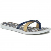 Джапанки IPANEMA - Kirei Silk V Fem 82770 White/Blue/Gold 22861