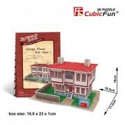 Cubicfun Casa turceasca model 1 Puzzle 3D 26 de piese