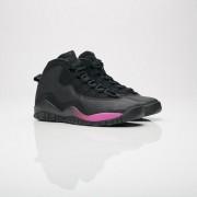 Jordan Brand Air Jordan 10 Retro Gs för kvinnor i svart 36 Black