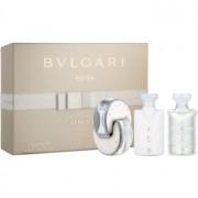 Bvlgari Omnia Crystalline lote de regalo XIX. eau de toilette 40 ml + leche corporal 40 ml + gel de ducha 40 ml