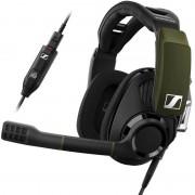 Sennheiser GSP 550 Headset Gaming Preto/Verde