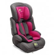 Столче за кола KinderKraft Comfort UP 9-36 кг, розов