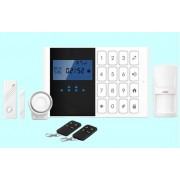 WS02 Wolf Secure 99 Zone Wireless GSM Alarm system