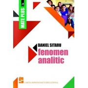 Fenomen analitic/Daniel Sitaru