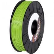 3D nyomtató szál Innofil 3D PLA-0007B075 PLA műanyag 2.85 mm Zöld 750 g (1417263)
