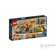LEGO® Elves Azari si evadarea din padurea spiridusilor 41186