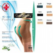 Dresuri Gabriella Medica Push-up cu Aloe Vera 40 DEN 128