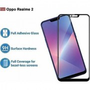 Vinimox Edge to Edge Curved 6d Tempered Glass for Oppo realme 2