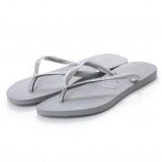 【SALE 38%OFF】ハワイアナス havaianas SLIM (adult sizes) (steel grey) レディース