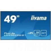 iiyama ProLite LH4982SB-B1, 123 cm (48.5''), black
