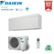 Daikin Climatizzatore Condizionatore Daikin Inverter Stylish Ftxa50aw White 18000 Btu Wifi A+++ R-32