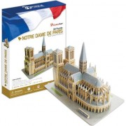 Puzzle CubicFun 3D LED Notre Dame De Paris