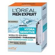 L'Oreal Hydra Sensitive Men Expert Woda Po Goleniu 100ml