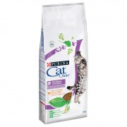 Cat Chow Adult Special Care Hairball Control rico en pollo - 2 x 15 kg - Pack Ahorro