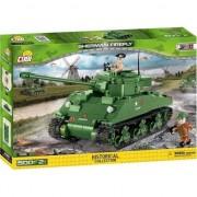 Set de construit Cobi, Small Army, Tanc SHERMANN FIREFLY (500pcs)