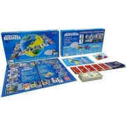 Ekta International Business Board Game Family Game - Shribossji