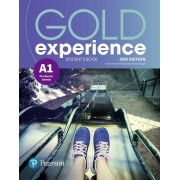 Gold Experience 2nd Edition A1 Students Book par Barraclough & Carolyn
