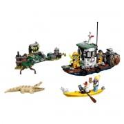 LEGO HIDDEN SIDE Le bateau hanté 70419
