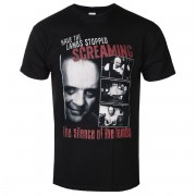 t-shirt de film pour hommes The Silence of the Lambs - Screaming - AMERICAN CLASSICS - SOL509