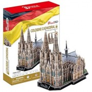 CubicFun 3D Puzzle MC-Series The Cologne Cathedral - Cologne