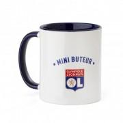 Olympique Lyonnais Mug Personnalisable Mini buteur OL - Foot Lyon