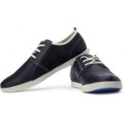 Clarks Nadon Place Corporate Casuals For Men(Navy)