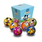 Disney Mickey egér Clubhouse labda, 6 cm