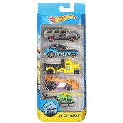 OH BABY BABY Hot Wheels Track Aces 4 Car Pack FOR YOUR KIDS SE-ET-615
